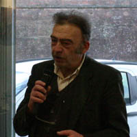 Mario Ciancarella introduce l'evento